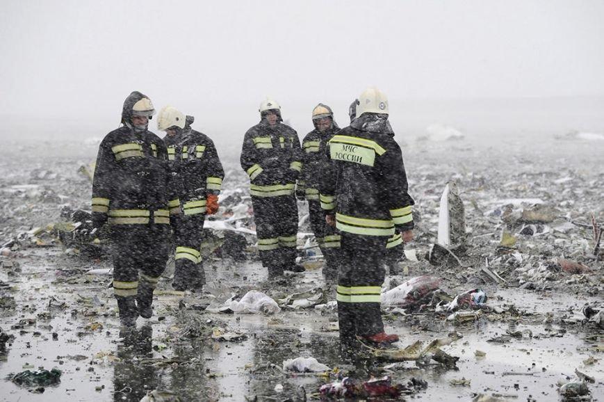 Среди пассажиров разбившегося самолета мог быть житель Новошахтинска (фото) - фото 9