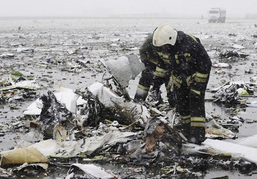 Среди пассажиров разбившегося самолета мог быть житель Новошахтинска (фото) - фото 6