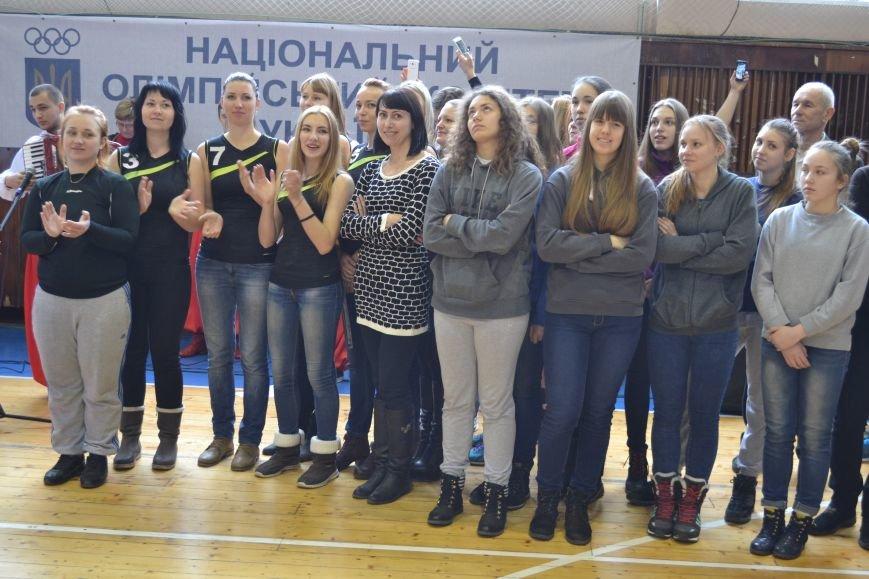 Днепродзержинск проводит волейбольный турнир, фото-1