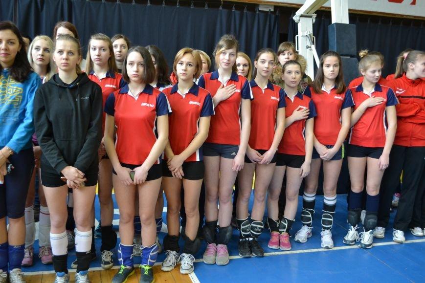 Днепродзержинск проводит волейбольный турнир, фото-3
