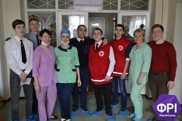 У Кіровограді сотня жителів стали донорами (ФОТО) (фото) - фото 1