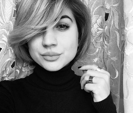 Олеся Караванцева была единственной дочерью в семье (фото) - фото 5