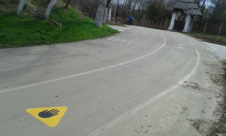 23ad27a6560c50466cc674e00cfc4638 Одесский борец с автохамами взялся за велосипеды