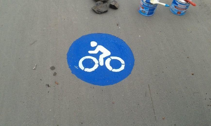 b6bcc099bea818c6b716d4bcb60e9f37 Одесский борец с автохамами взялся за велосипеды