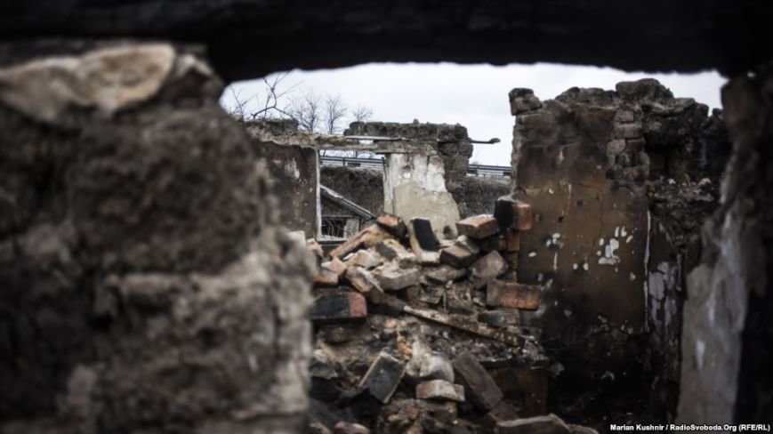 Большое горе прифронтового района Луганщины (ФОТО), фото-6