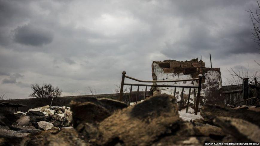 Большое горе прифронтового района Луганщины (ФОТО), фото-8