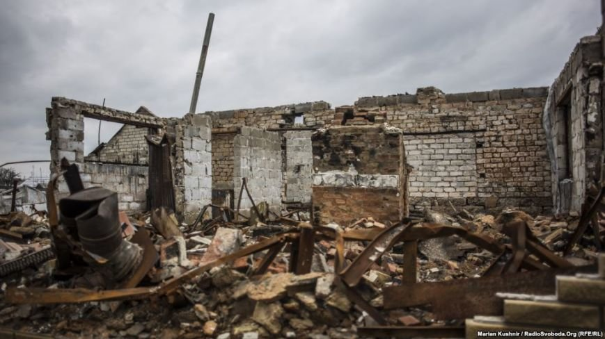 Большое горе прифронтового района Луганщины (ФОТО), фото-7