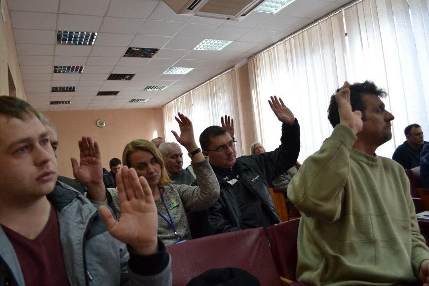 Кандидат Кривенко пожаловался в горизбирком Кривого Рога на действия кандидата Левицкого (ФОТО), фото-6