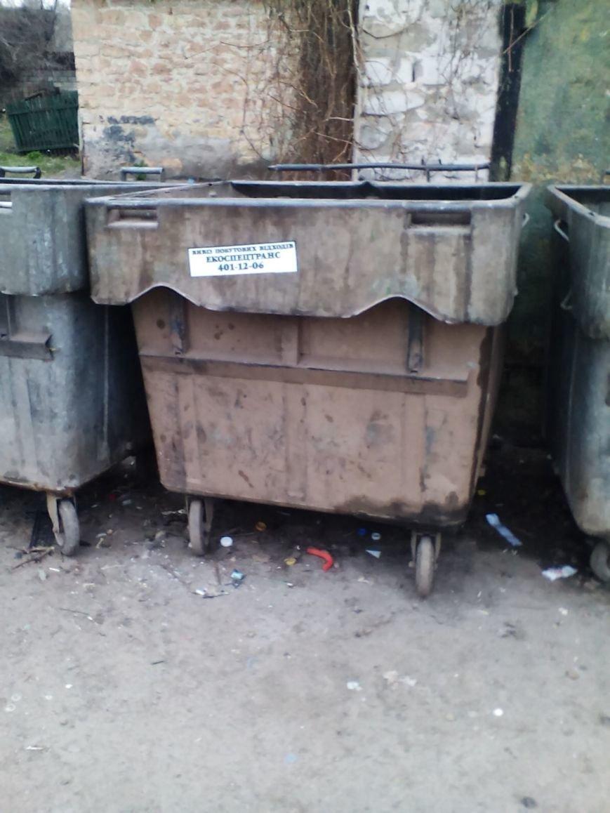 Если мусорник не уберут, дети будут скоро на крысах кататься, - криворожане обеспокоены огромной свалкой возле детского сада (ФОТО), фото-9