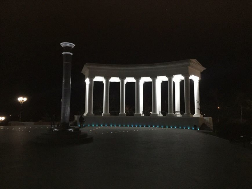 Как прошёл Час Земли в Черноморске? (+ВИДЕО) (фото) - фото 2