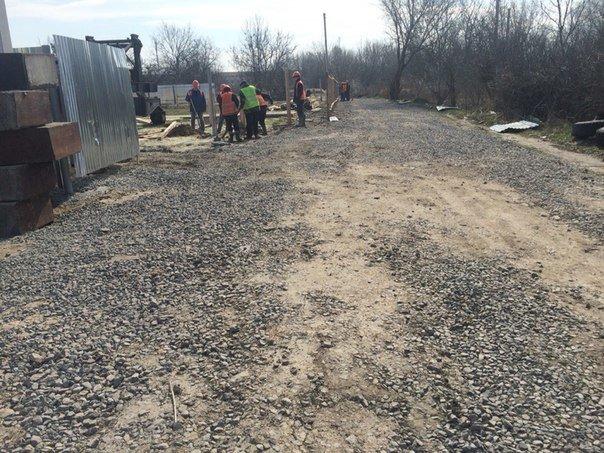 Розпочалися підготовчі роботи із будівництва першого будинку для учасників АТО (ФОТО) (фото) - фото 1