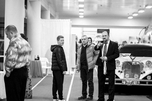 В Гродно прошла выставка-ярмарка «Свадебный мир 2016» (фоторепортаж) (фото) - фото 20