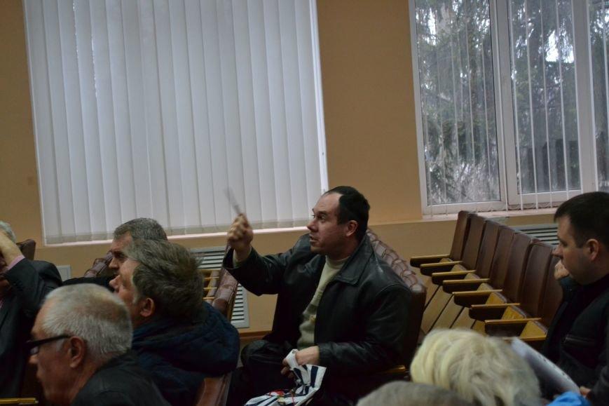 Участники АТО, проживающие в Криворожском районе, не могут получить положенную им по закону землю (ФОТО), фото-14