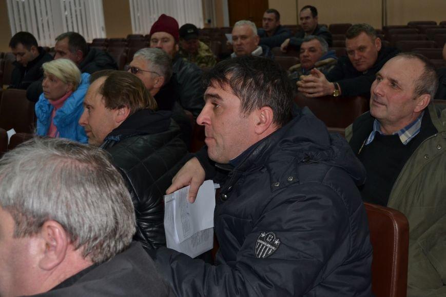 Участники АТО, проживающие в Криворожском районе, не могут получить положенную им по закону землю (ФОТО), фото-13