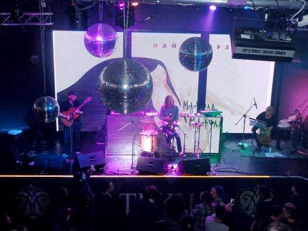 Легенда русского рока Найк Борзов с успехом презентовал в Ялте свой новый альбом «Молекула» (фото) - фото 1