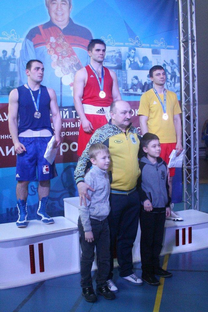 В Кривом Роге прошел Международный турнир по боксу памяти Анатолия Петрова (ФОТО), фото-8
