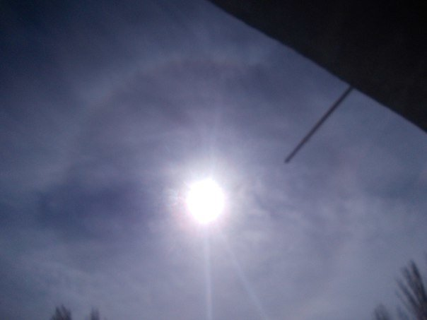 Природная аномалия: одесситы видели в небе необычное явление (ФОТО) (фото) - фото 1