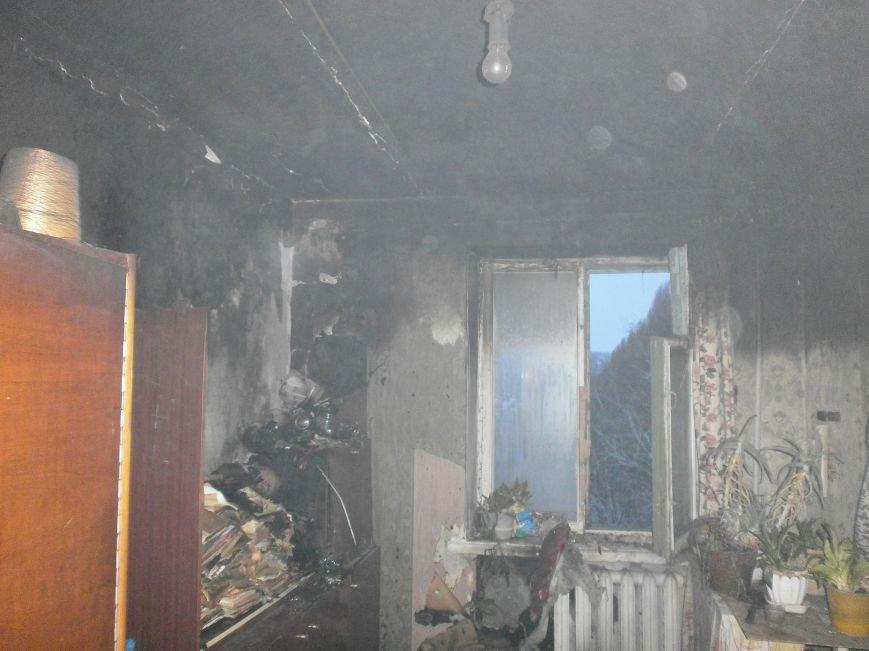 В Днепродзержинске при тушении пожара обнаружили тело пенсионерки (фото) - фото 2