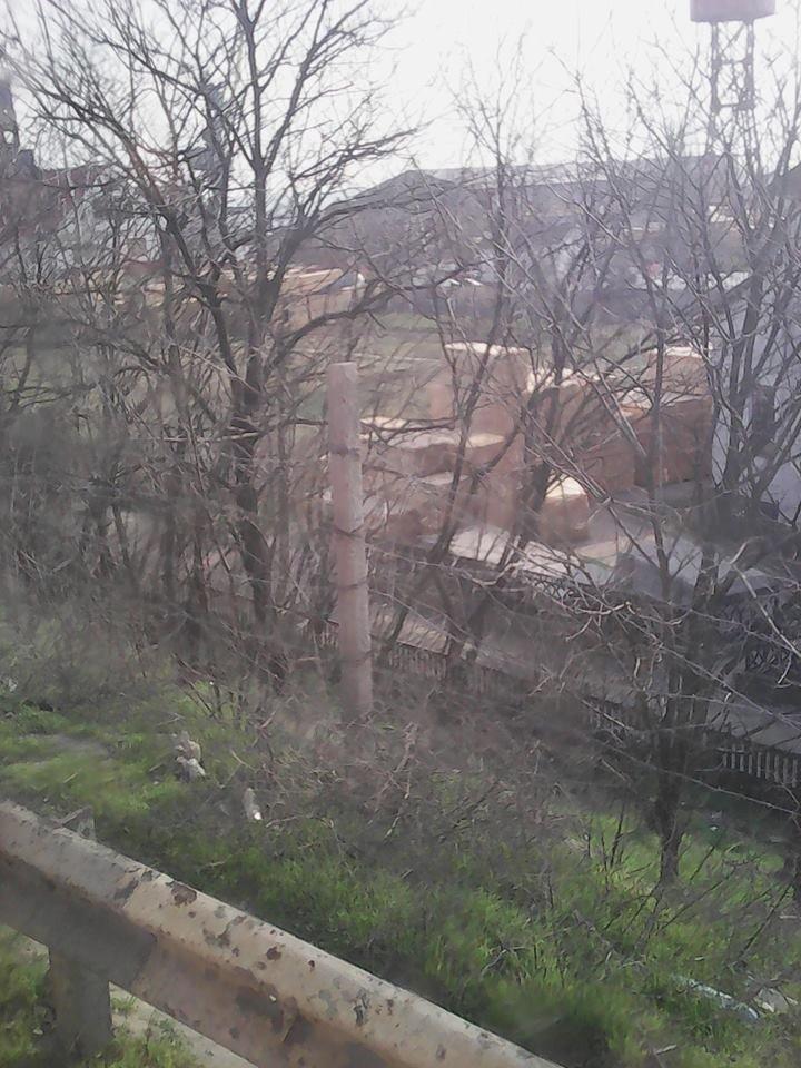 Под окнами дачи одесского прокурора грузят лес на турецкое судно (ФОТО) (фото) - фото 2