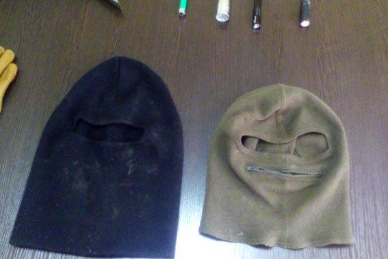 На Полтавщине задержали вооруженных кикбоксеров (фото) - фото 2