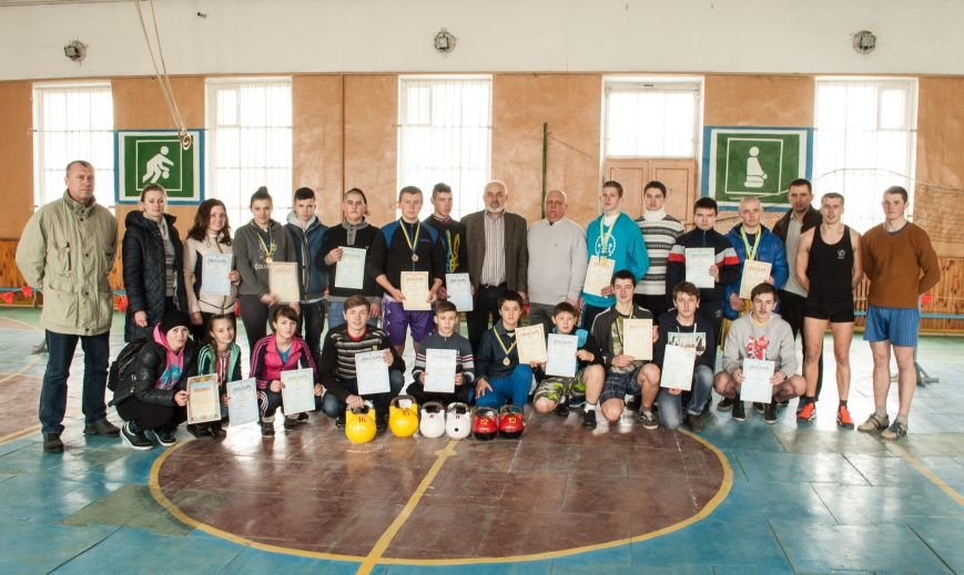 В Новоград-Волинському відбулися змагання з гирьового спорту, фото-9
