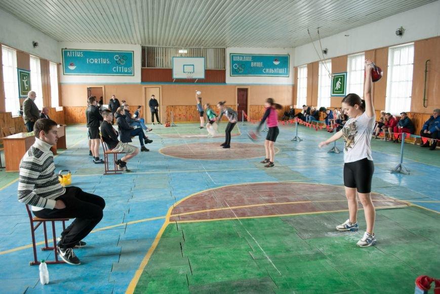 В Новоград-Волинському відбулися змагання з гирьового спорту, фото-4