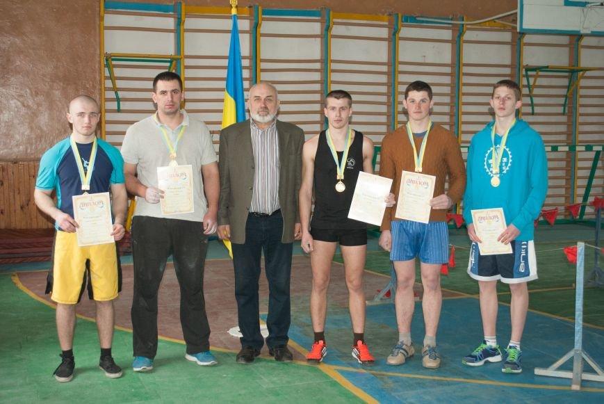 В Новоград-Волинському відбулися змагання з гирьового спорту, фото-10