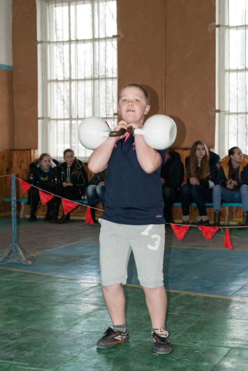 В Новоград-Волинському відбулися змагання з гирьового спорту, фото-1