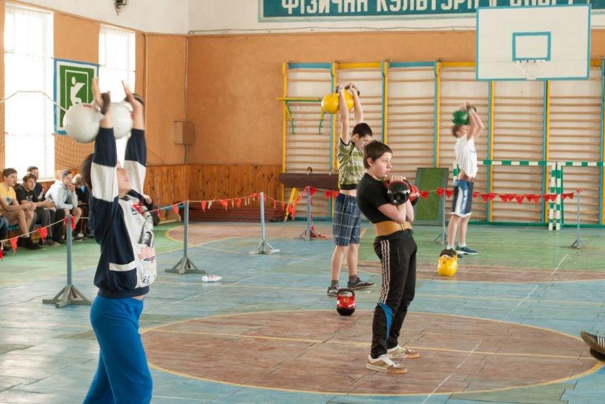 В Новоград-Волинському відбулися змагання з гирьового спорту, фото-2