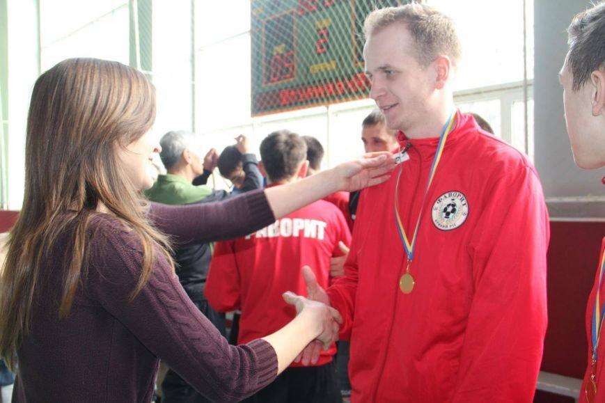 В Кривом Роге провели турнир по мини-футболу памяти директора ДС ИнГОКа (ФОТО), фото-14