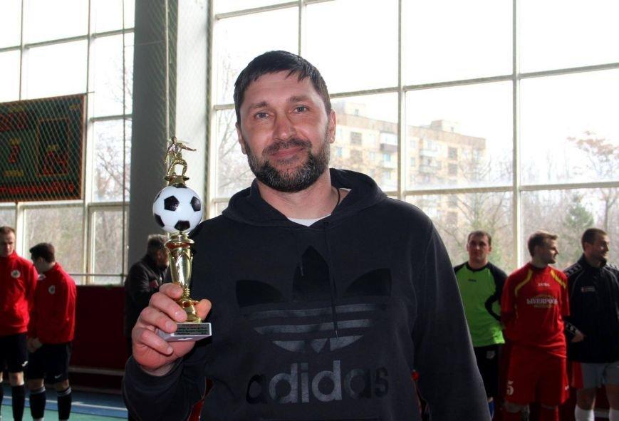В Кривом Роге провели турнир по мини-футболу памяти директора ДС ИнГОКа (ФОТО), фото-9
