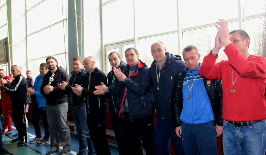 В Кривом Роге провели турнир по мини-футболу памяти директора ДС ИнГОКа (ФОТО), фото-12