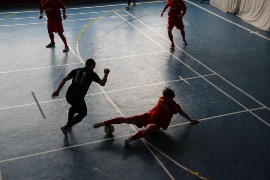 В Кривом Роге провели турнир по мини-футболу памяти директора ДС ИнГОКа (ФОТО), фото-1