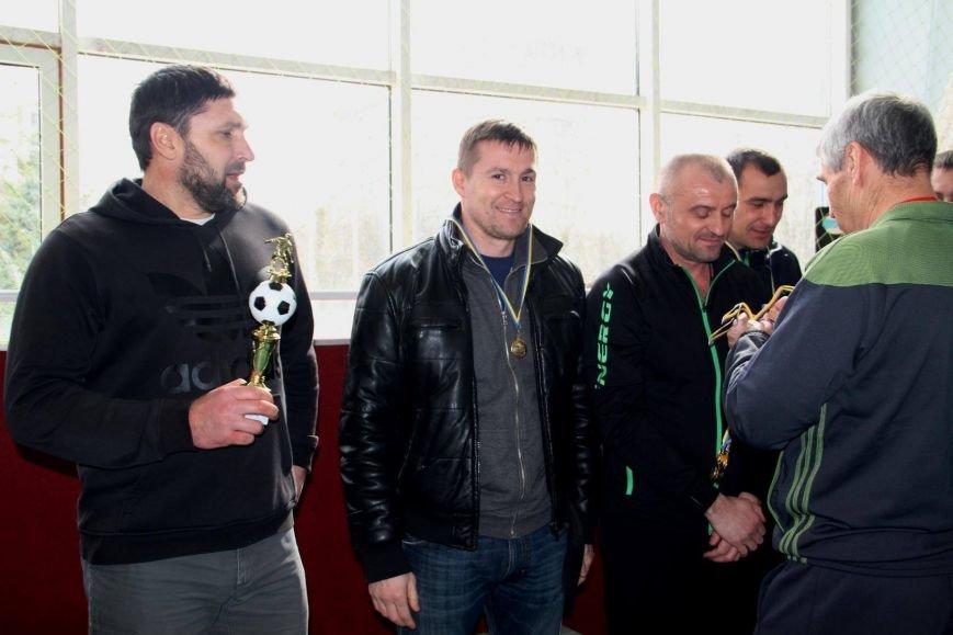 В Кривом Роге провели турнир по мини-футболу памяти директора ДС ИнГОКа (ФОТО), фото-10