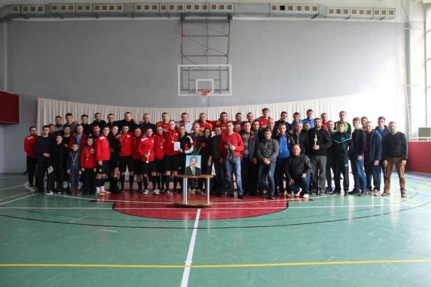 В Кривом Роге провели турнир по мини-футболу памяти директора ДС ИнГОКа (ФОТО), фото-17