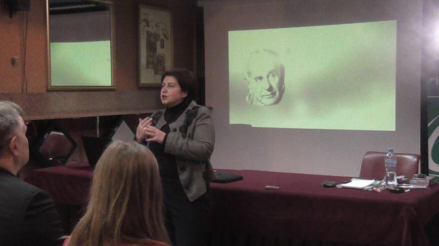 У Полтаві презентували регіональне представництво МФ «Відродження» (фото) - фото 2
