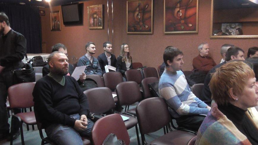 У Полтаві презентували регіональне представництво МФ «Відродження» (фото) - фото 1