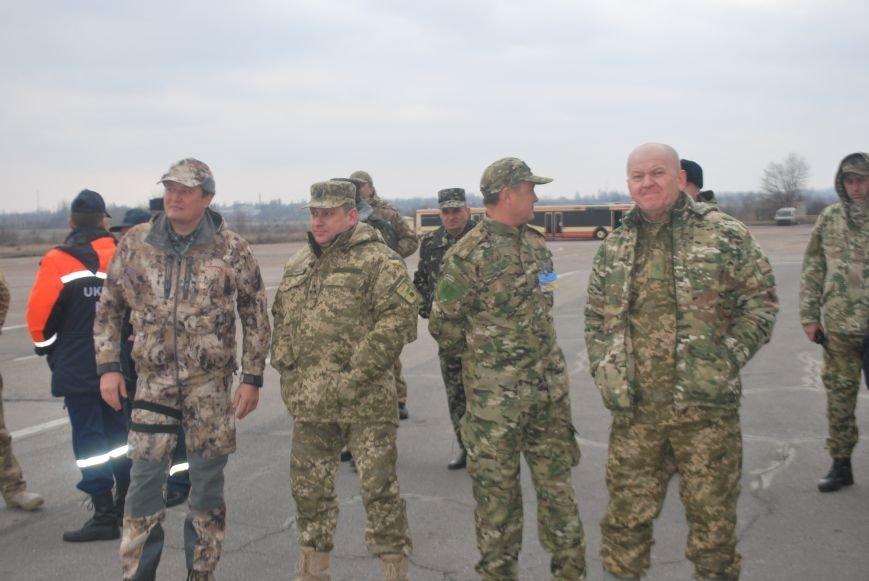 В Запорожье силовики учились уничтожать террористов (ФОТО) (фото) - фото 1