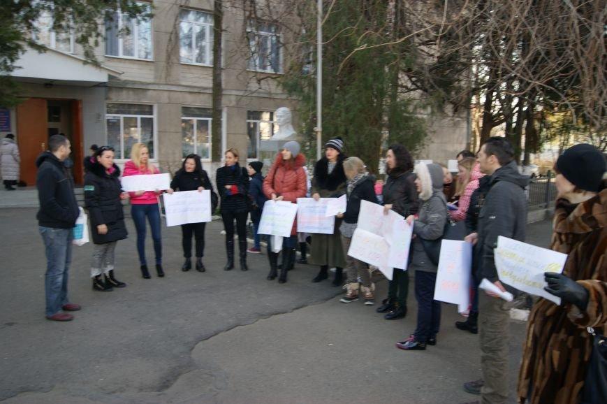 Родители учеников одесской школы готовы перекрывать дороги (ФОТО, ВИДЕО, ДОКУМЕНТЫ) (фото) - фото 8