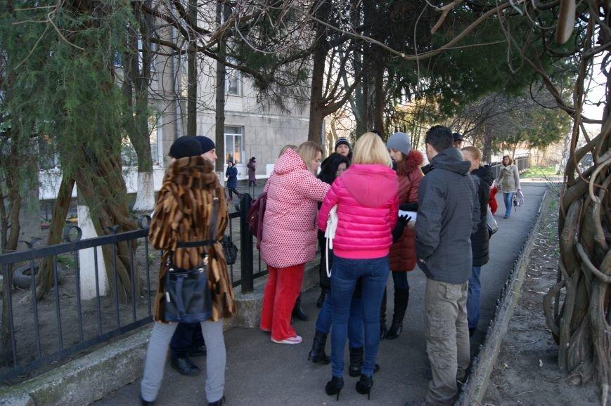 Родители учеников одесской школы готовы перекрывать дороги (ФОТО, ВИДЕО, ДОКУМЕНТЫ) (фото) - фото 2