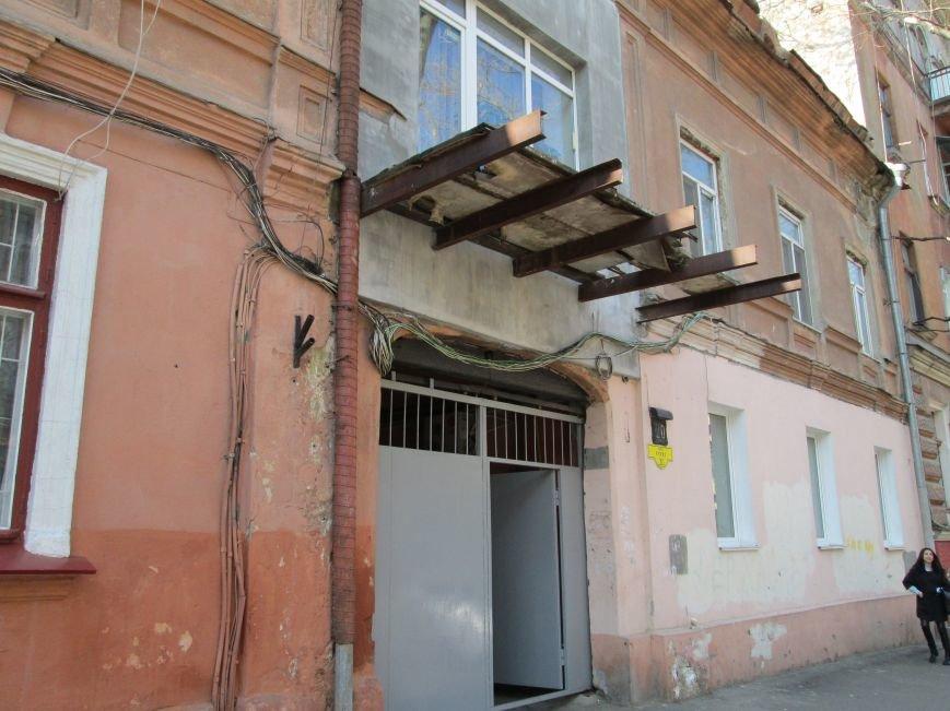 6f7e6cdf1a6eed7388bab9fa44357e1b Довели до ручки: В Одессе можно наблюдать парад падающих балконов