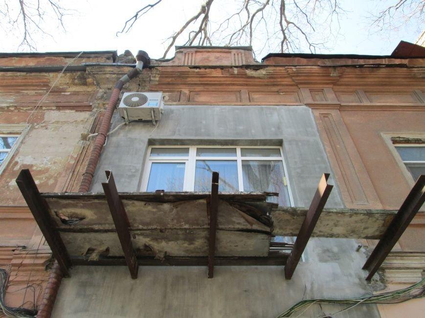 9bef22e8765397c7273e03a51167ee77 Довели до ручки: В Одессе можно наблюдать парад падающих балконов