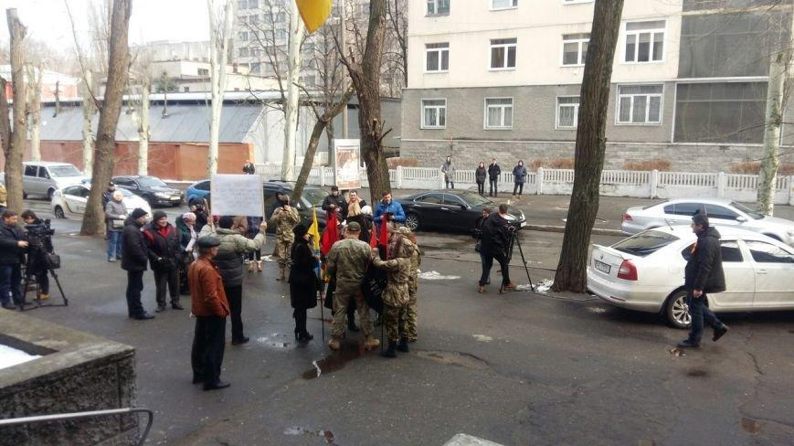 В Днепропетровске люди снова вышли на митинг: причины (ФОТО) (фото) - фото 5