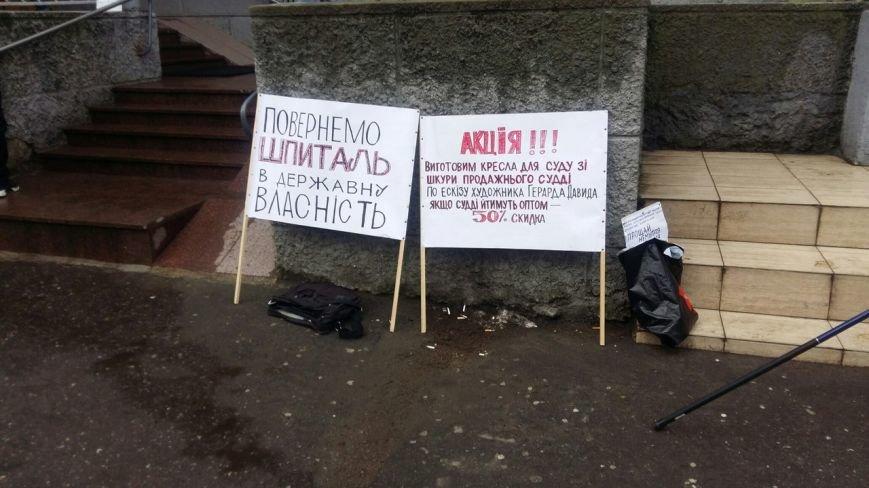 В Днепропетровске люди снова вышли на митинг: причины (ФОТО) (фото) - фото 3