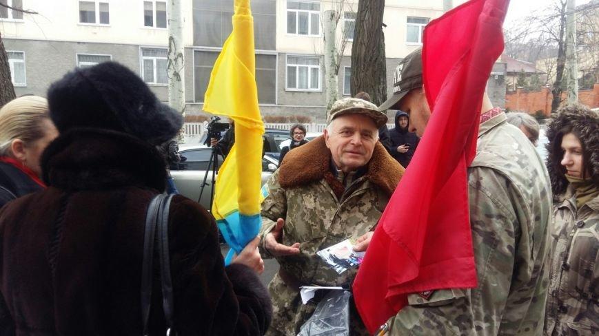 В Днепропетровске люди снова вышли на митинг: причины (ФОТО) (фото) - фото 9