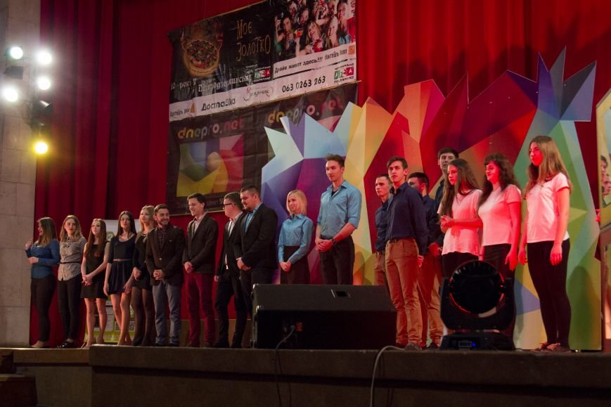 В Днепродзержинске состоялся Весенний Кубок Открытой Лиги КВН DnDz, фото-1