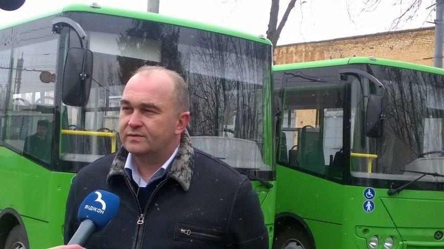 Сумы закупили новые автобусы средней вместимости (ФОТО) (фото) - фото 1