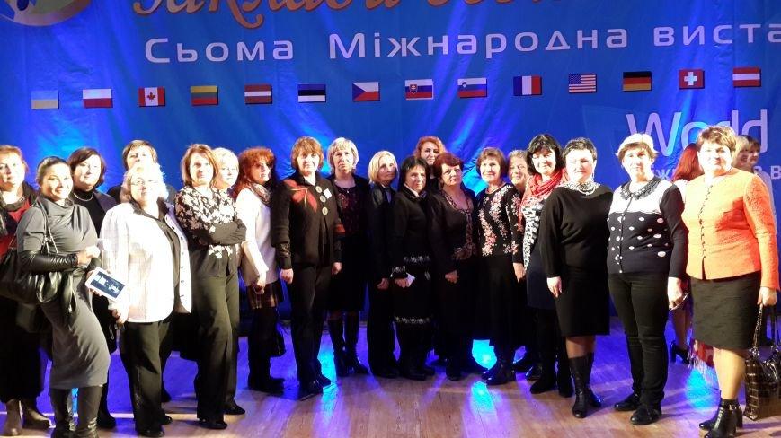 Учебные заведения Днепродзержинска получили пять наград на международной выставке в Киеве, фото-2