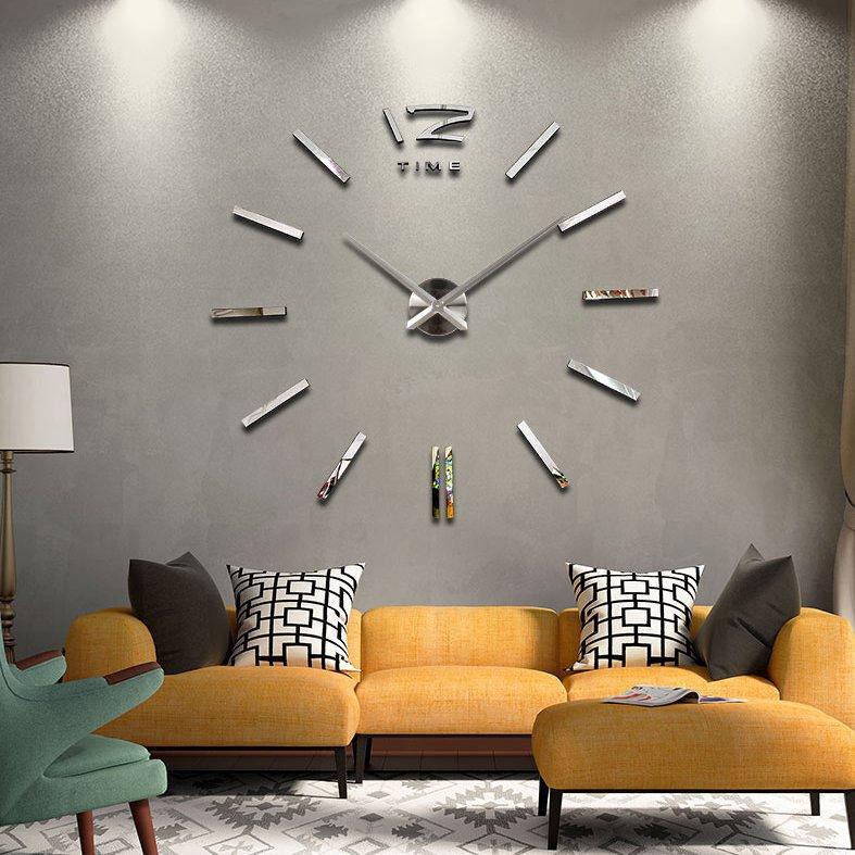 Необычные настенные часы в Newtechnology (фото) - фото 1