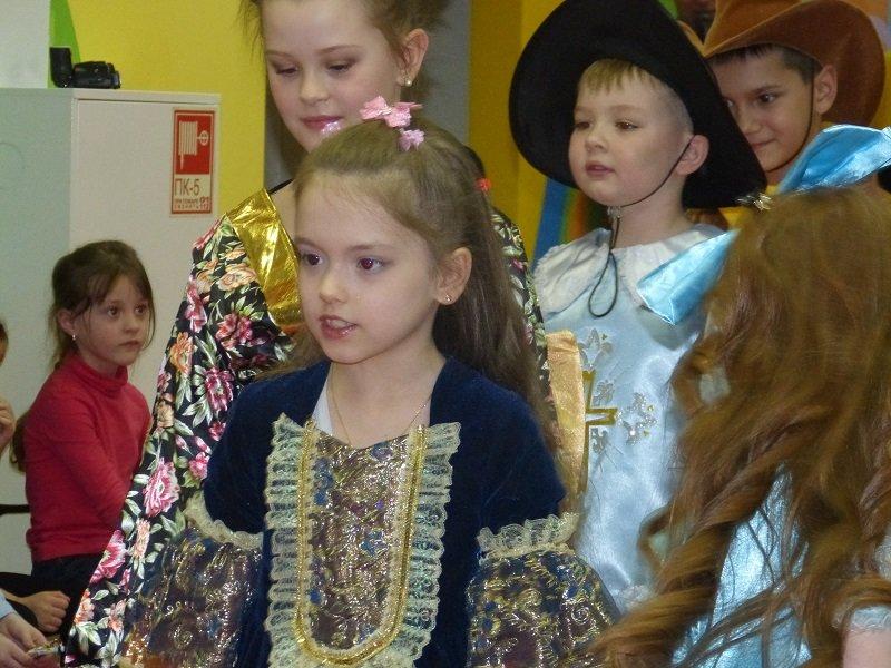 В Сыктывкаре прошел модный показ для детей (фото) - фото 2